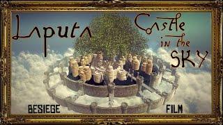 Laputa - Castle in the Sky [BESIEGE]