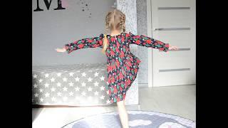 Ксения кидс винтажное платье #KseniyaKids