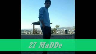 27 MaDDe Mc Emircan Cihan alpYürük