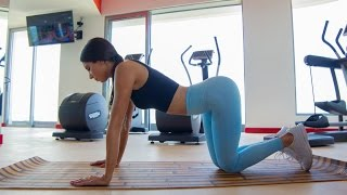 Jen Selter At The Gym -Be An Inspiration!