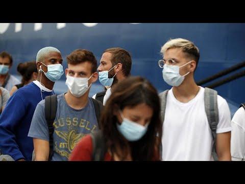 COVID-19: 126 νέα κρούσματα στην Ελλάδα, ακόμη ένας θάνατος – 10 κρούσματα στην Κύπρο…