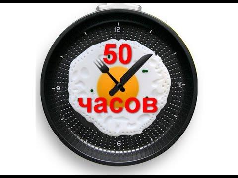 50 настенных часов. Идеи часов