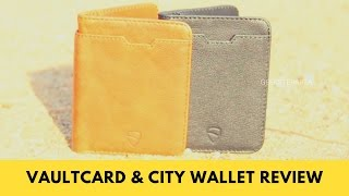 VaultCard & VaultSkin City Wallet Review: Safeguard your Wallet!