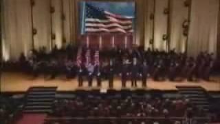 Josh Groban America's National Anthem
