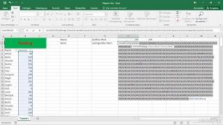 AGGREGAT in Excel - größten und zweitgrößten Wert finden