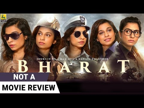 BharatNot A Movie ReviewSalman KhanKatrina KaifSucharita Tyagi