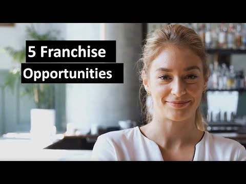 5 Franchise Opportunities in the UK for 2021