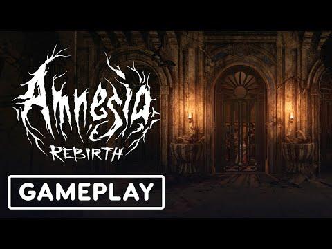 Video de gameplay Amnesia: Rebirth de Amnesia: Rebirth