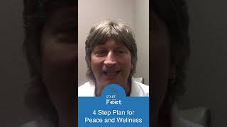 #DocRick's 4 Point Plan for Peace & Wellness