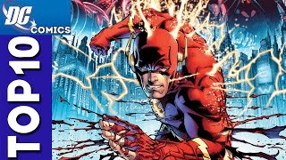 Top 10 Flash Moments From Justice League #2