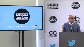 Top Artist Finalists - BBMA Nominations 2015
