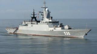 Многоцелевой сторожевой корабль (корвет) типа «Стерегущий»