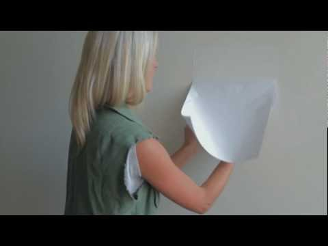 WhiteyBoard Stick-Ons Turn Walls Into Whiteboards
