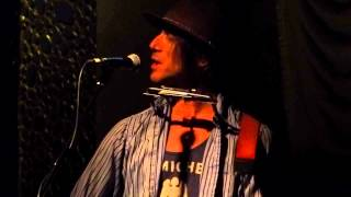 Todd Snider - Is This Thing Working (on banjo) - 11/2/13