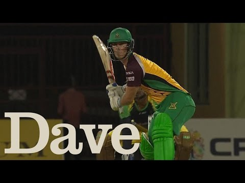 Guyana Amazon Warriors v Jamaica Tallawahs | CPL 2016 Highlights | Dave