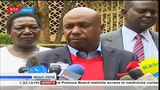 Senator Gideon Moi elected chairman of Senate ICT Committee