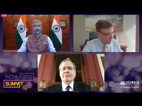 USIBC India Idea Summit : Leading in Times of Crisis: Perspectives on US-India Cooperation