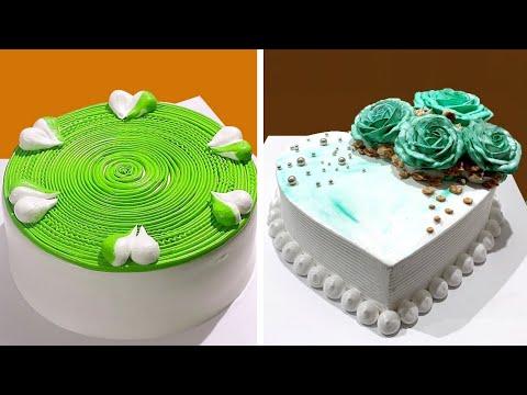 3 Ideias de decorao de bolo divertidas e simples para aniversrio  Tutorial de decorao de bolo