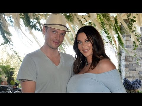 Nick Carter and Lauren Kitt Threw a 'Game of Thrones'-Themed Baby Shower -- See the Pics!