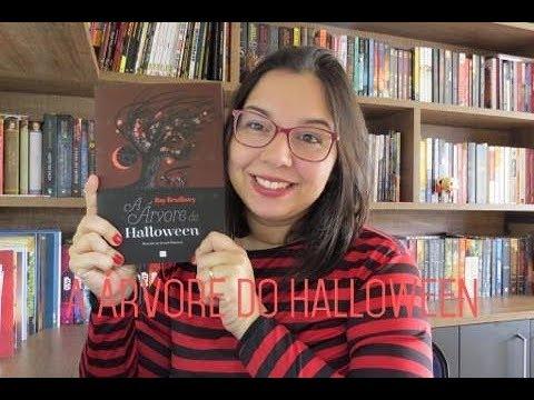 A Árvore do Halloween de Ray Bradbury | Bertrand Brasil | Leitura Mania