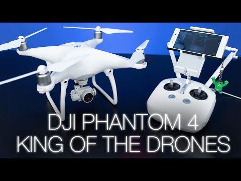 DJI Phantom 4 Review: The Drone Lord Ascendant