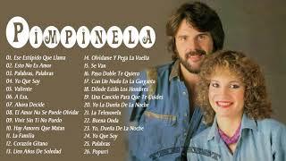 Pimpinela Sus Grandes Exitos    Las 25 Mejores Canciones De Pimpinela