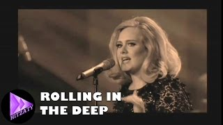 Adele : Rolling In The Deep [Arabic Subtitles] مترجم عربي