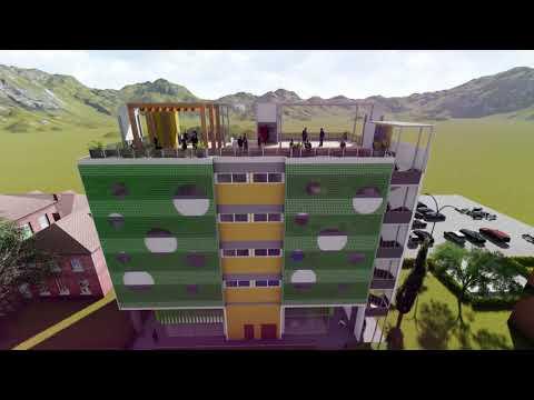 Nuevo Bloque 2 - Edificio Tecnológico