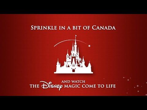 Walt Disney Studios Canada Celebrates Canada 150!
