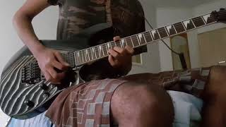 Scorpions - Living For Tomorrow Solo Guitar Cover