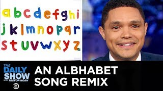 """TikTok Spying Fears, Updated """"Alphabet Song"""" & A Case of Auto-Brewery Syndrome   The Daily Show"""