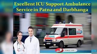 Get Superb Transportation System by Medivic Ambulance Service in Patna