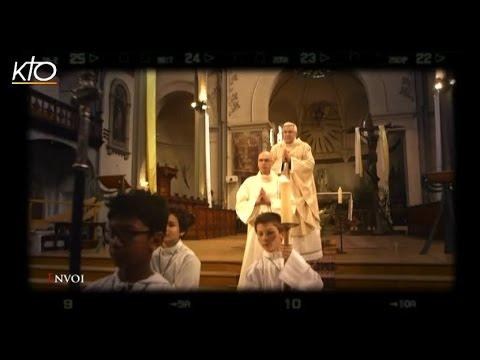 La messe expliquée - Rite d'envoi