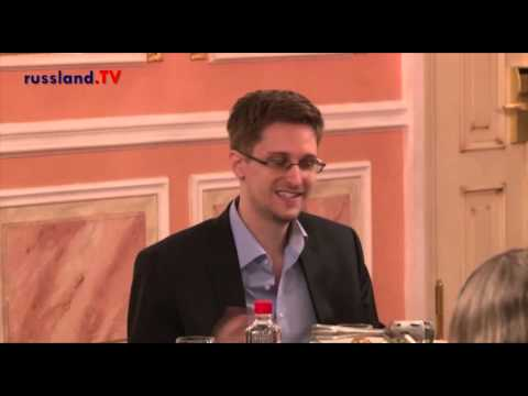 Video: Snowdens neuer Auftritt