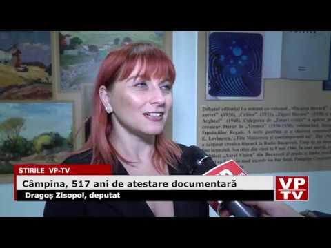 Câmpina, 517 ani de atestare documentară