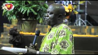 preview picture of video 'Apostle Mike Ofoegbu on Spiritual Battle (Destroying Evil Altars program)'