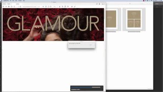 Cropping Magazine Spreads & Creating A Multi-page PDF