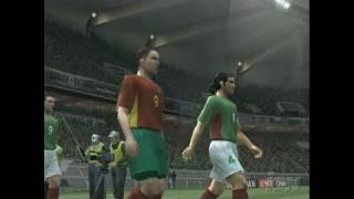 World Soccer Winning Eleven 9 PlayStation 2 Gameplay -