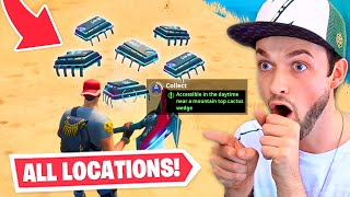 Fortbytes ALL LOCATIONS! (Secret Explained)