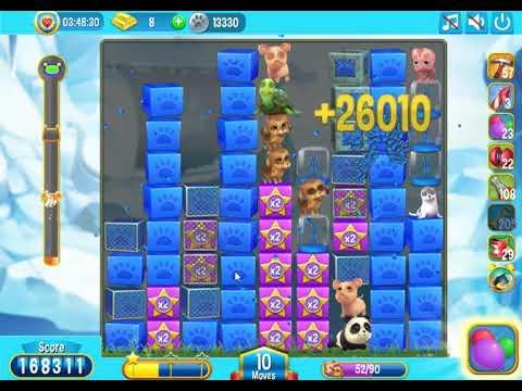 Pet Rescue Saga level 2692 no boosters Free Download - Yo!Tube