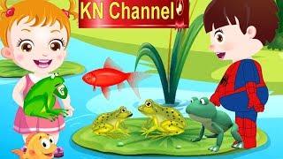 Hoạt hình KN Channel BÉ NA LẦN ĐẦU NÓI DỐI MẸ SỰ BIẾN ĐỔI CỦA ẾCH | Hoạt hình Việt Nam