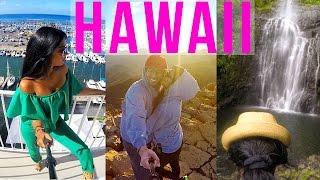 Hawaii Travel Guide   Maui & Oahu   With My Husband! #irenesarahtravels