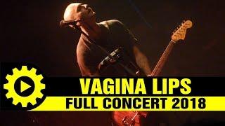 VAGINA LIPS - Full Concert w/ Peter Murphy [15/12/18 Thessaloniki Greece]
