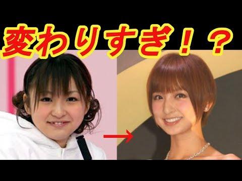 【過激】きゃりーぱみゅぱみゅ吉本芸人のカキタレ時代 本名でジュニアアイドル?