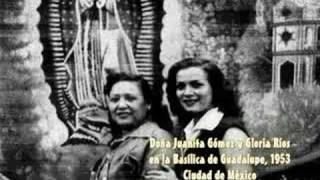 Gloria Rios - Semblanza 01, El Inicio
