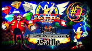 RA-Battle #7: Sonic The Hedgehog, GEN/SMD