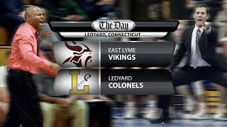 Watch live: East Lyme at Ledyard boys' basketball