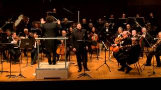 Bryan Hymel and The Jerusalem Symphony Orchestra, IBA, Frédéric Chaslin - Nessun dorma