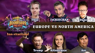 The Boomsday Project Inn-vitational - Europe vs. North America