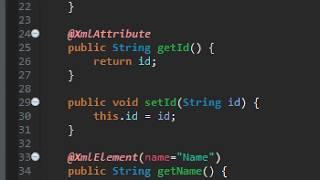 JAXB Tutorial-Part 3-Marshal XML with object List